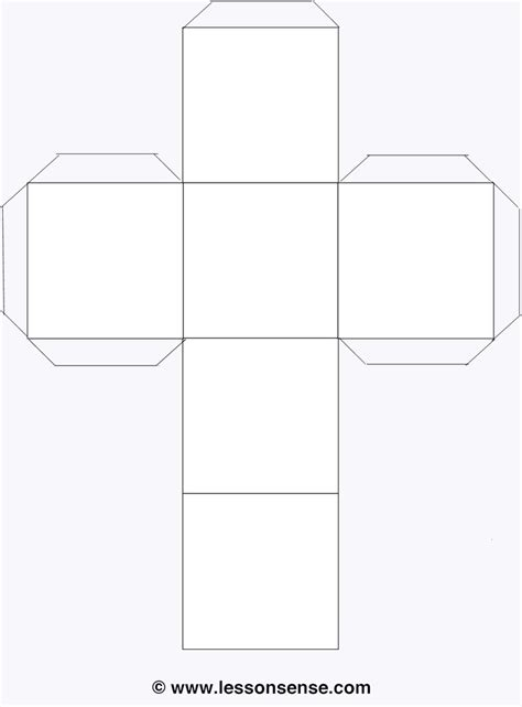 square box template max fritz lesson plan low tech