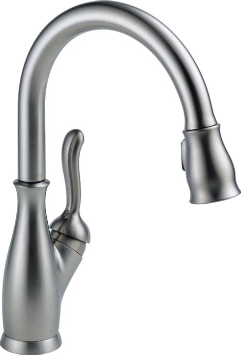 best faucets for kitchen what s the best pull kitchen faucet faucetshub