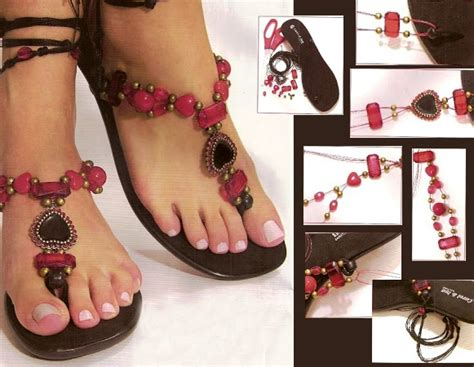 sandals that are for your 10 diy flip flop projects how to embellish your sandals