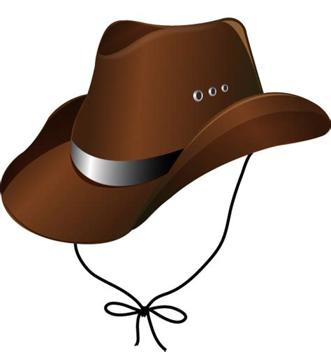 how to draw a cowboy hat clipart best