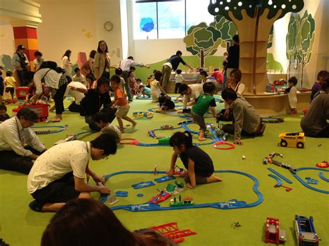 top  recommended indoor playcenters  tokyo