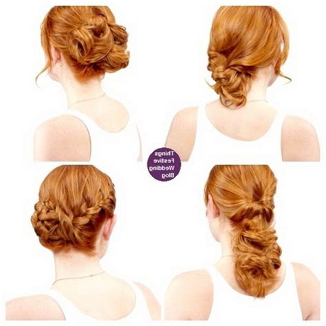 Wedding Hairstyles To Do Yourself by Hairstyles To Do On Yourself