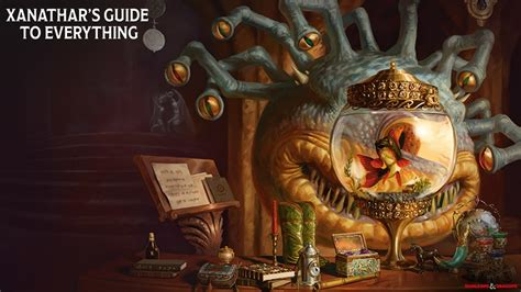 xanathar s guide to everything dungeons dragons xanathar s guide to everything dungeons dragons