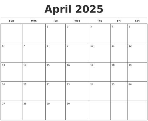 january printable monthly calendar