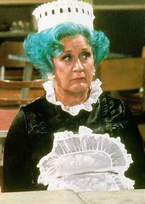Mrs Hair fashion mrs slocombes hair