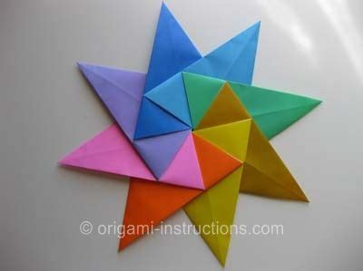 Modular Origami Folding - 400 best origami images on origami paper