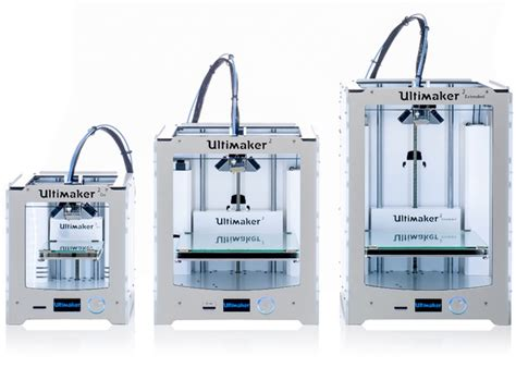 Printer 3d Ultimaker ultimaker releases open source files for 3d printers