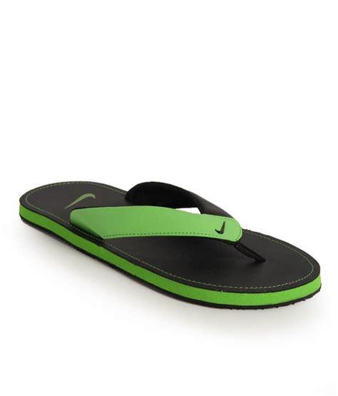 green house shoes nike chroma thong ii black green slippers price in india buy nike chroma thong ii