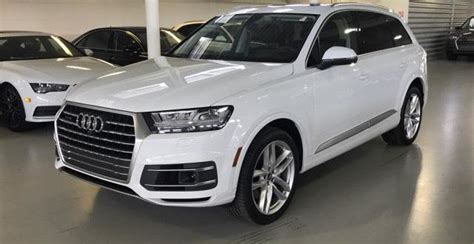 Audi Hybrid Suv 2020 by 2020 Audi Q7 Facelift Specs Release Date Suv Project