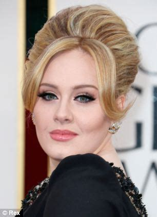 is adele wishin' and hopin' to star as dusty springfield