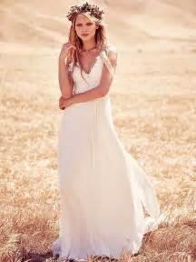 Boho bohemian chic wedding dresses for summer 2015 5 jpg