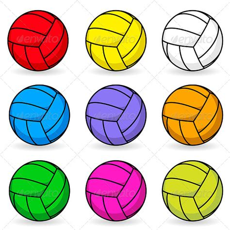 colorful cartoon wallpaper colorful volleyball ball backgrounds clipart panda