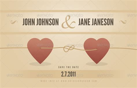 Wedding Announcement Vintage by Vintage Wedding Announcement Template By Jackrugile