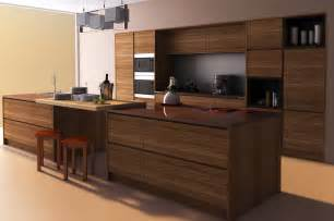 Kitchen Models modern kitchen 3d model max cgtrader com