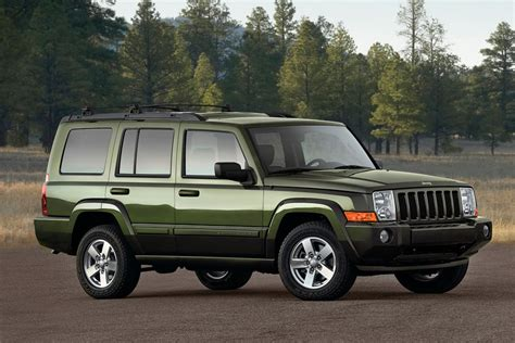 Jeep Commanders 2010 Jeep Commander Overview Cars