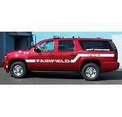 Fairfield CT Command