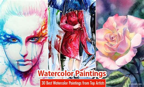 30 best watercolor paintings from top artists webneel 30 best watercolor paintings from top artists around the