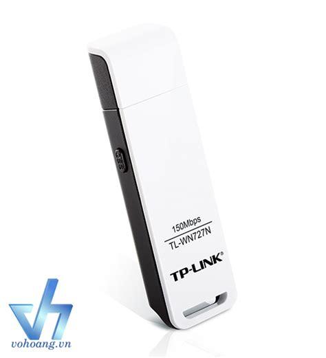 Usb Wifi Tp Link Wn727n tp link tl wn727n usb thu t 237 n hiệu wifi vohoang vn