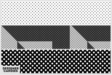 pattern illustrator dots free halftone dot patterns for photoshop designercandies