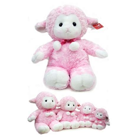 baby pink curl plush doll l 20 quot