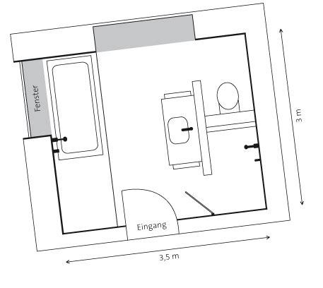 badezimmer ideen 12 qm diana bad single planung badezimmer badezimmer planung