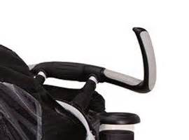 ergonomic car seat handle graco quattro tour 174 duo classic connect stroller