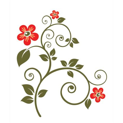 free vector graphics clipart floral vector graphic clipart best