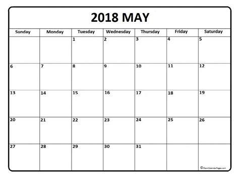 printable calendar 2018 a3 may calendar 2018 printable and free blank calendar