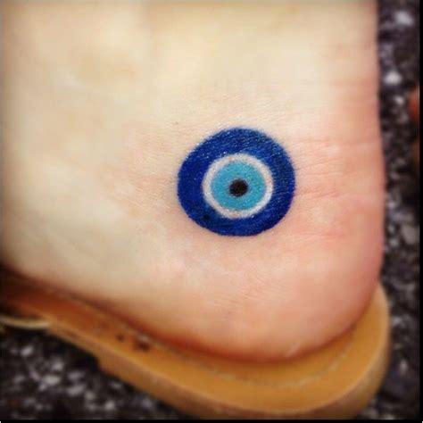 tattoo eyeball blue hamsa or blue eye a turkish symbol to ward off the evil
