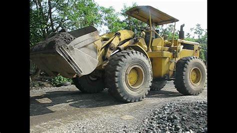 wheel loader loading stone crusher youtube