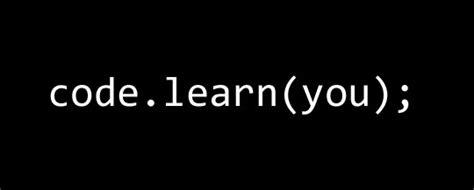 learn to code epiphanies i had while teaching myself to code novice no