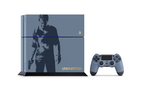 ps4 bundle limited edition uncharted 4 ps4 bundle announced for