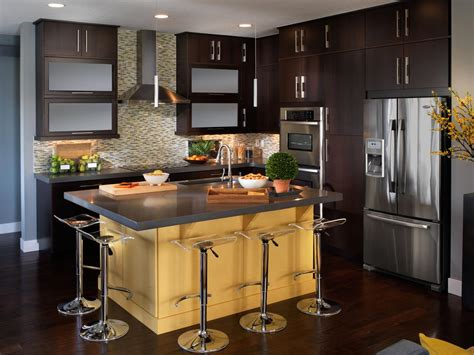 kitchen island options pictures ideas from hgtv hgtv painting kitchen countertops pictures options ideas hgtv
