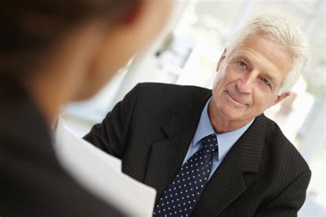 Gets Interviewed by 7 Tips For Getting Hired After Age 50 Us News