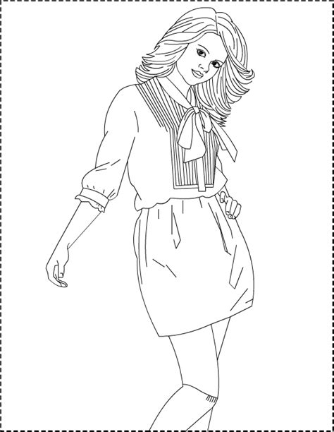 Nicole S Free Coloring Pages Selena Gomez Coloring Pages Selena Gomez Coloring Pages