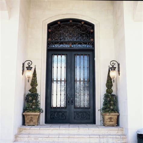 Iron Front Doors Dallas Elegante Iron Front Doors Dallas By Elegante Iron Inc