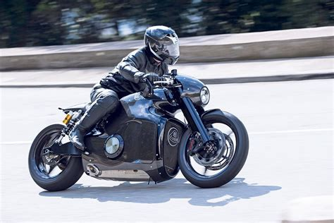 Lotus Motorrad by First Ride Revisited Lotus C 01 Mcn