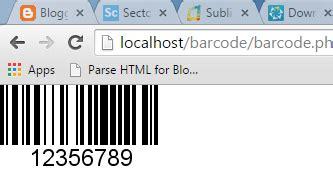 membuat barcode dengan vb 6 0 tutorial php membuat barcode sendiri dengan php sector