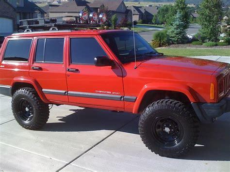 1997 jeep cherokee roof rack image gallery surco racks