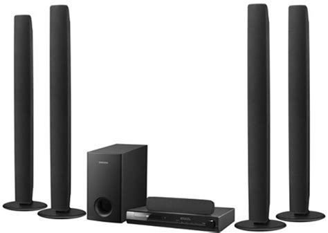 samsung httz325r 5 1ch dvd home theatre system with bluetooth