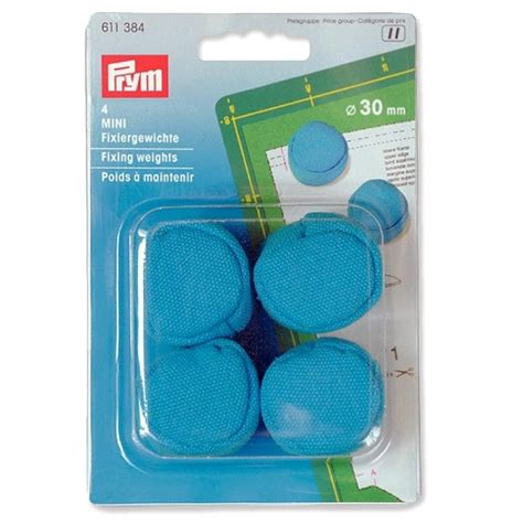 prym pattern weights set of 4 mini cutting weights by prym to hold fabrics and