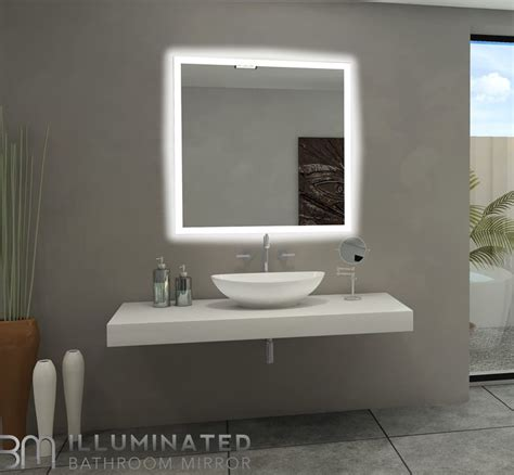 tropical mirrors bathroom 1000 ideas about backlit mirror on tropical