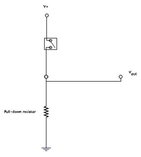 pull resistor audio introduction to electronics ccrma wiki