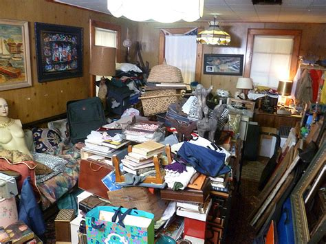 how to clean a hoarder room two local businesses lend a on hoarders 27east