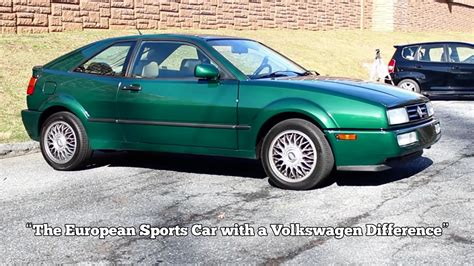 volkswagen corrado volkswagen corrado vr6 gets the regular car reviews