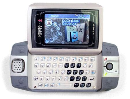 t mobile sidekick id review & rating   pcmag.com
