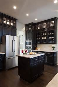 kitchen cabinet to go black kitchen cabinets with glass doors quicua com