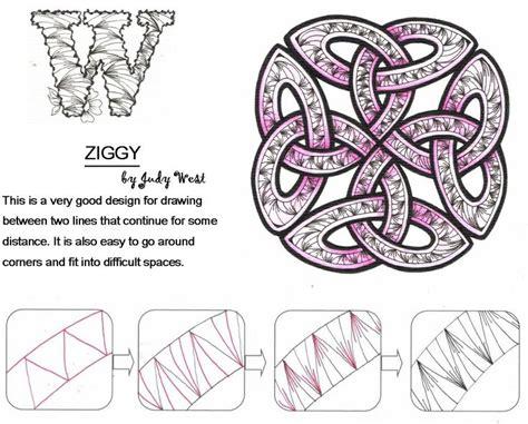 festoon zentangle pattern 648 best zentangle patterns images on pinterest