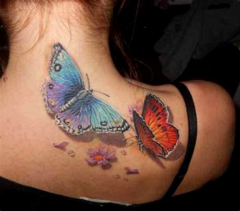 butterfly tattoo on girl s shoulder 50 absolutely gorgeous butterfly tattoos
