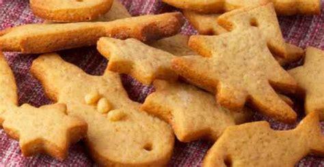 zenzero utilizzo in cucina dolci di natale biscotti allo zenzero